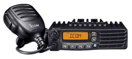 Icom Digital Mobiles