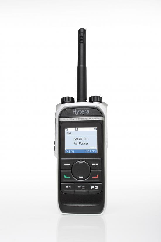 Hytera DMR Portables