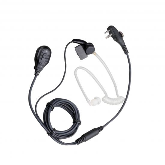 EAM13 2 Wire Covert Headset