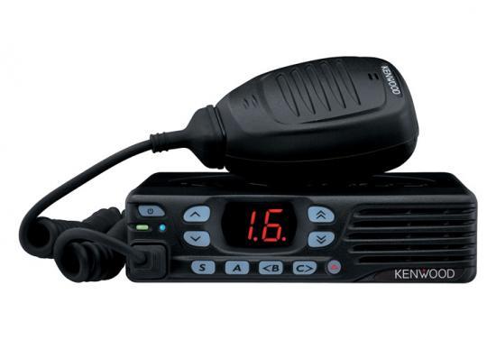 Kenwood TK-D740 & TK-D840 digital DMR migration mobile radio